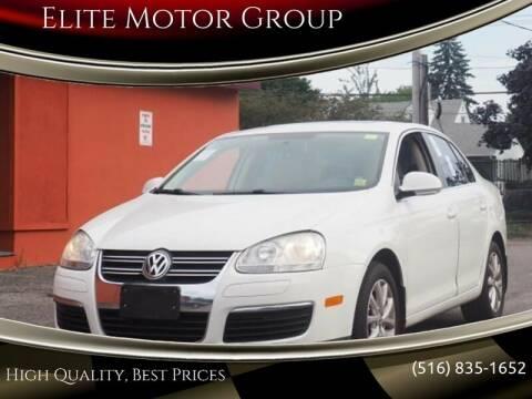 2010 Volkswagen Jetta for sale at Elite Motor Group in Farmingdale NY