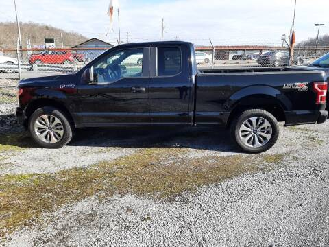 2018 Ford F-150 for sale at Green Tree Motors in Elizabethton TN