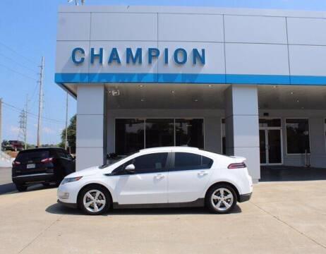 2015 Chevrolet Volt for sale at Champion Chevrolet in Athens AL
