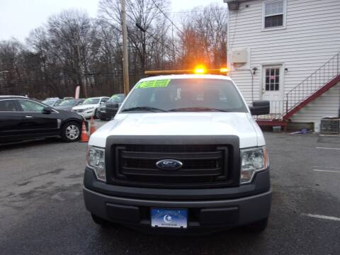2014 Ford F-150 for sale at Balic Autos Inc in Lanham MD