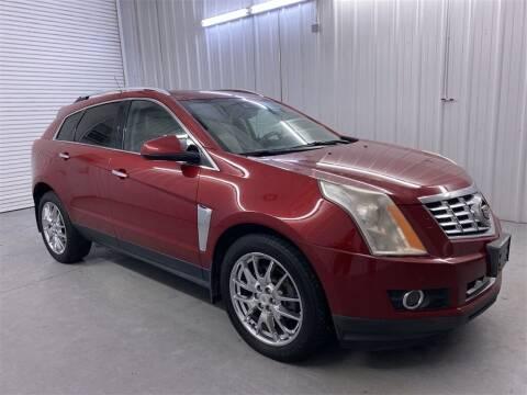 2013 Cadillac SRX for sale at JOE BULLARD USED CARS in Mobile AL