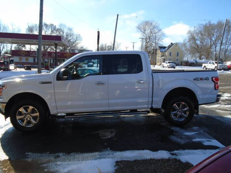 2018 Ford F-150 for sale at Nelson Auto Sales in Toulon IL