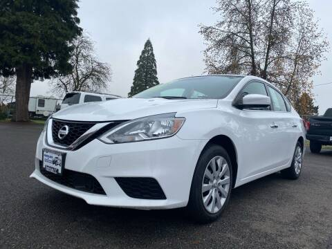 2018 Nissan Sentra for sale at Pacific Auto LLC in Woodburn OR