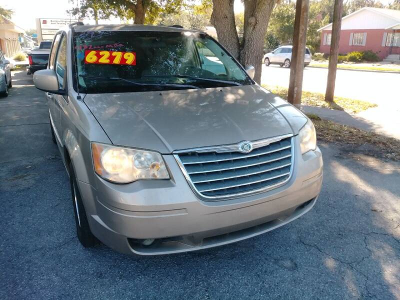 2009 Chrysler Town and Country for sale at U-Safe Auto Sales in Deland FL
