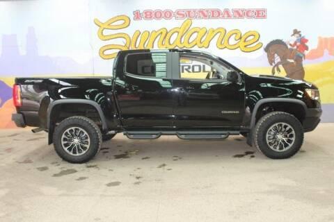 2018 Chevrolet Colorado for sale at Sundance Chevrolet in Grand Ledge MI
