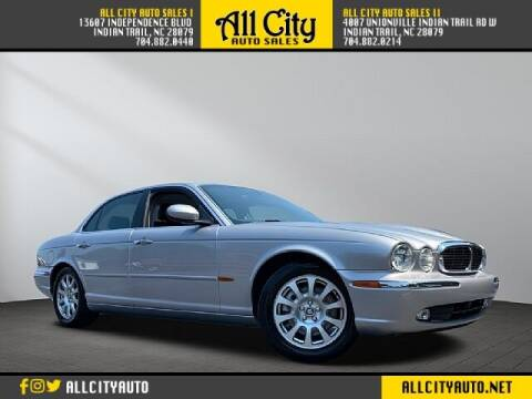 2004 Jaguar XJ-Series for sale at All City Auto Sales in Indian Trail NC