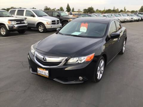2013 Acura ILX for sale at My Three Sons Auto Sales in Sacramento CA