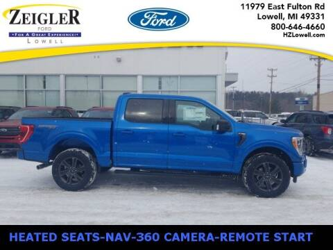2021 Ford F-150 for sale at Zeigler Ford of Plainwell- Jeff Bishop in Plainwell MI