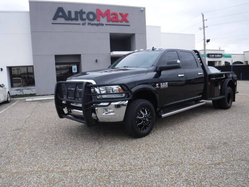 2016 RAM Ram Pickup 3500 for sale at AutoMax of Memphis - Logan Karr in Memphis TN