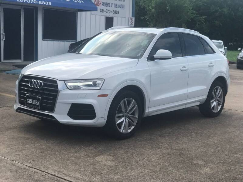 2016 Audi Q3 for sale at Discount Auto Company in Houston TX