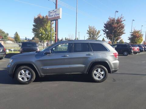 2013 Jeep Grand Cherokee for sale at New Deal Used Cars in Spokane Valley WA