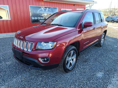 2016 Jeep Compass for sale at Vess Auto in Danville OH