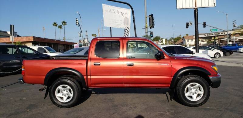 2004 Toyota Tacoma for sale at Pauls Auto in Whittier CA