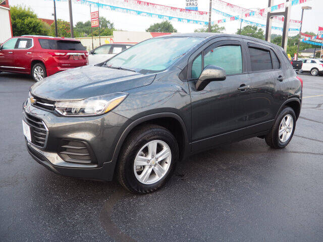 2020 Chevrolet Trax for sale in Salem, OH