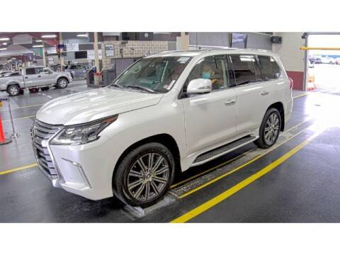 2017 Lexus LX 570 for sale at Adams Auto Group Inc. in Charlotte NC
