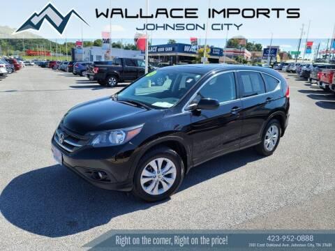 2012 Honda CR-V for sale at WALLACE IMPORTS OF JOHNSON CITY in Johnson City TN