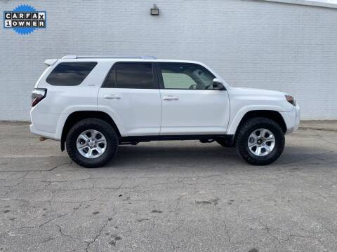 2016 Toyota 4Runner for sale at Smart Chevrolet in Madison NC