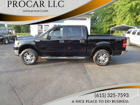 2006 Ford F-150 for sale at PROCAR LLC in Portland TN