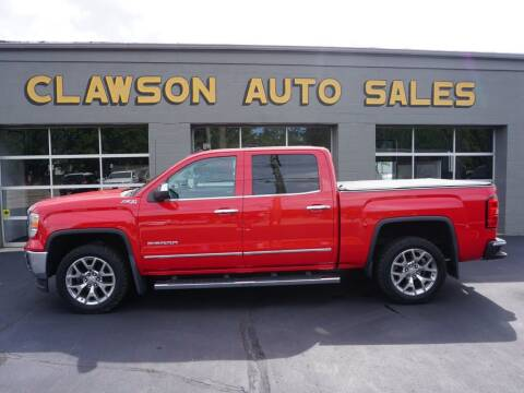 2014 GMC Sierra 1500 for sale at Clawson Auto Sales in Clawson MI