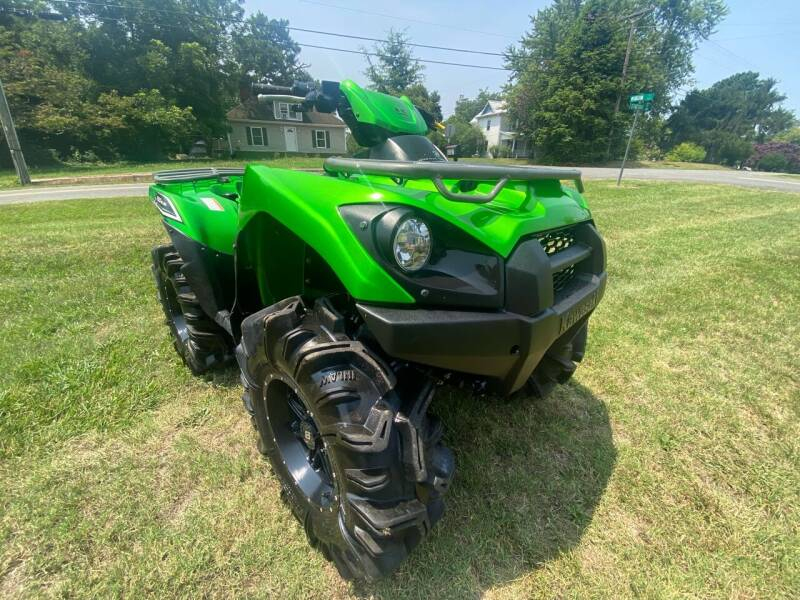 2016 Kawasaki 750 for sale at Priority One Auto Sales in Stokesdale NC