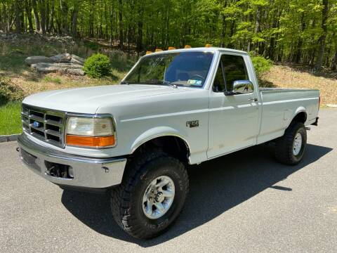 1994 Ford F-150 for sale at Right Pedal Auto Sales INC in Wind Gap PA