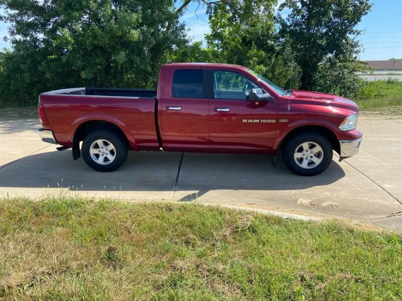 2012 RAM Ram Pickup 1500 for sale at J L AUTO SALES in Troy MO