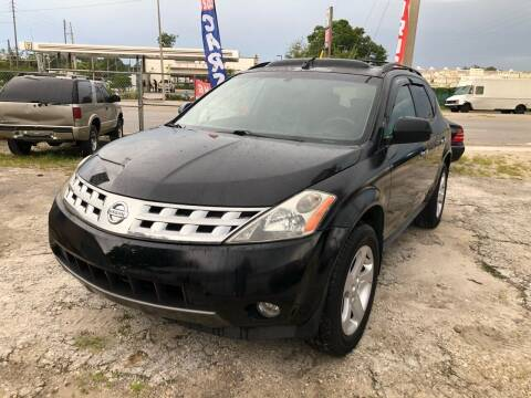 2004 Nissan Murano for sale at Mego Motors in Orlando FL