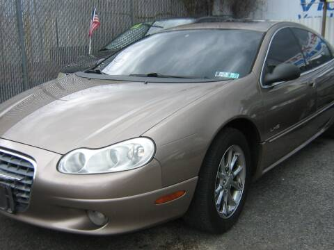 2001 Chrysler LHS for sale at JERRY'S AUTO SALES in Staten Island NY