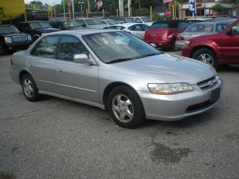 1999 Honda Accord for sale at Automotive Center in Detroit MI