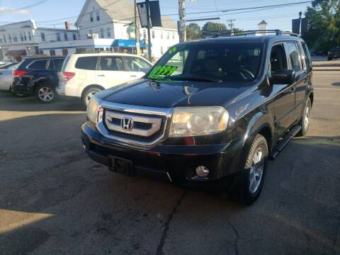 2011 Honda Pilot for sale at TC Auto Repair and Sales Inc in Abington MA
