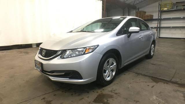 2014 Honda Civic for sale at Victoria Auto Sales in Victoria MN