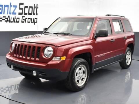 2015 Jeep Patriot for sale at Chantz Scott Kia in Kingsport TN