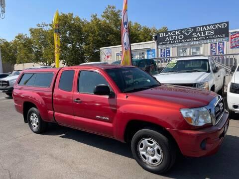 2008 Toyota Tacoma for sale at Black Diamond Auto Sales Inc. in Rancho Cordova CA