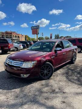 2008 Ford Taurus for sale at Big Bills in Milwaukee WI