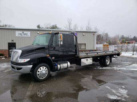 2017 International DuraStar 4300 for sale at GRS Auto Sales and GRS Recovery in Hampstead NH