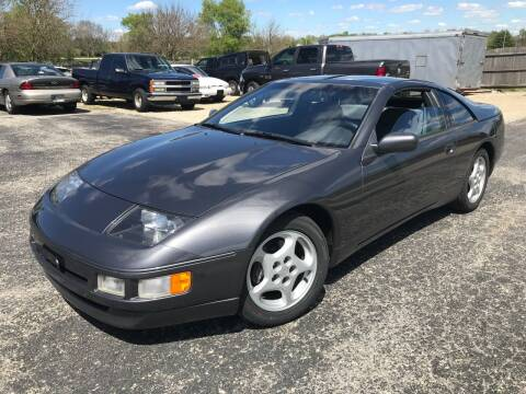 1990 Nissan 300ZX for sale at 500 CLASSIC AUTO SALES in Knightstown IN