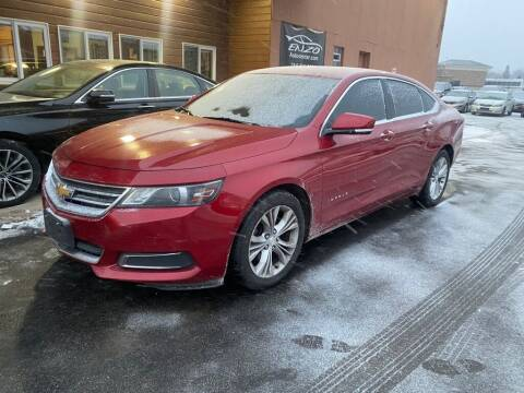 2014 Chevrolet Impala for sale at ENZO AUTO in Parma OH