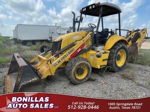 2016 New Holland B95C for sale at Bonillas Auto Sales in Austin TX