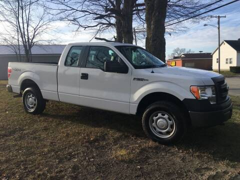 2013 Ford F-150 for sale at Antique Motors in Plymouth IN