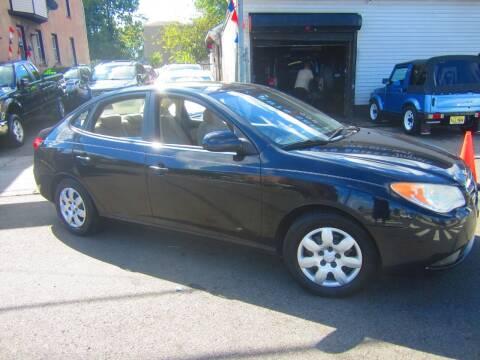 2008 Hyundai Elantra for sale at Cali Auto Sales Inc. in Elizabeth NJ