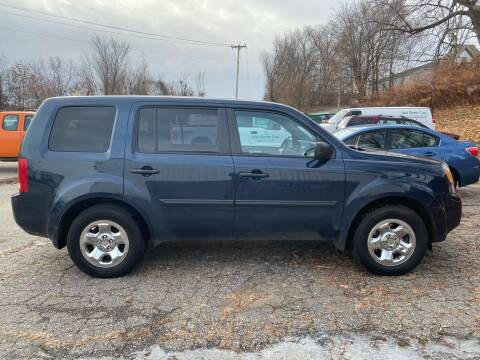 2011 Honda Pilot for sale at Amherst Street Auto in Manchester NH