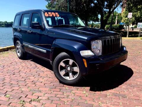 2008 Jeep Liberty for sale at PUTNAM AUTO SALES INC in Marietta OH