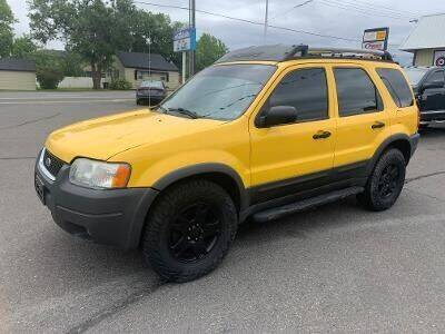 2003 Ford Escape for sale at Kevs Auto Sales in Helena MT