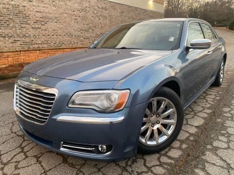 2011 Chrysler 300 for sale at Gwinnett Luxury Motors in Buford GA