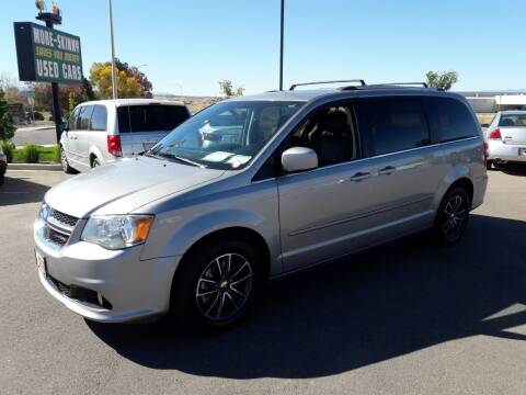 2017 Dodge Grand Caravan for sale at More-Skinny Used Cars in Pueblo CO