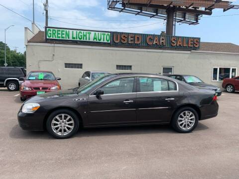 2009 Buick Lucerne for sale at Green Light Auto in Sioux Falls SD