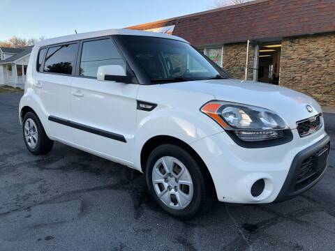 2013 Kia Soul for sale at Approved Motors in Dillonvale OH