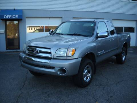 2004 Toyota Tundra for sale at Best Wheels Imports in Johnston RI