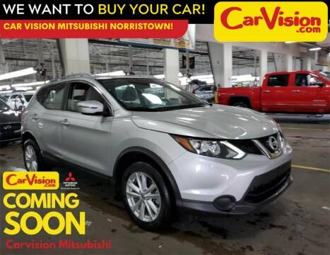 2018 Nissan Rogue Sport for sale at Car Vision Mitsubishi Norristown in Norristown PA
