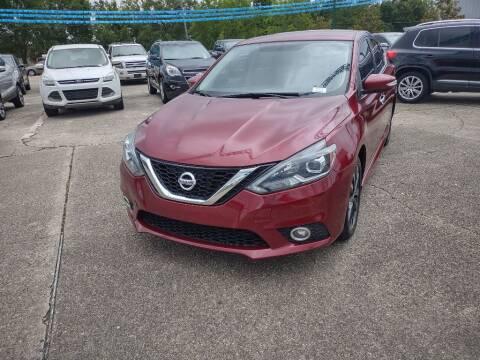 2017 Nissan Sentra for sale at Southeast Auto Inc in Baton Rouge LA